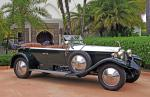Rolls-Royce Phantom I Torpedo Tourer by Hooper & Co. 1928 года